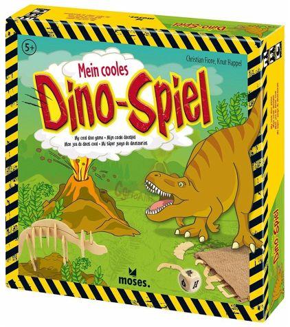 Mein cooles Dino Spiel - Spielschachtel